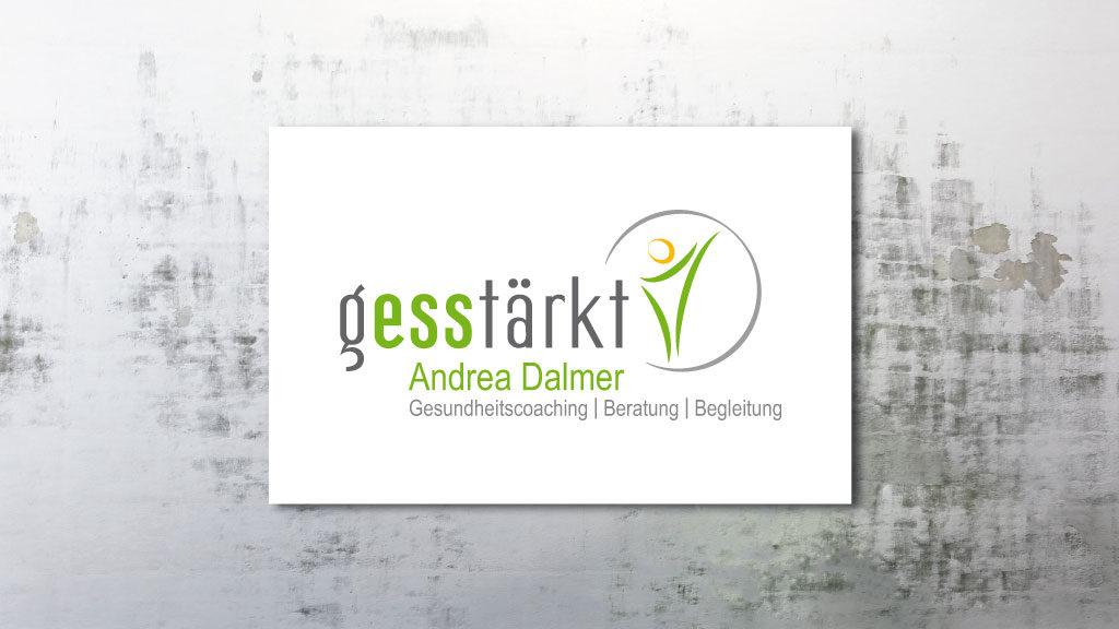gesstaerkt Logo